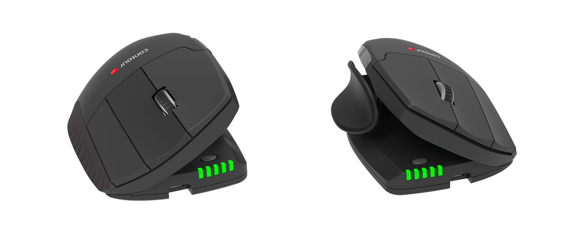 Unimouse - vertical mouse